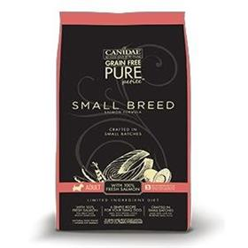 Canidae Grain Free Pure Petite Small Breed Salmon Formula