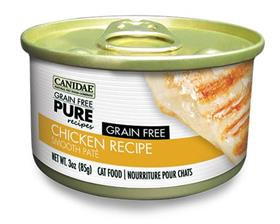 Canidae Grain Free Pure Recipes Adult Cat Wet Food Chicken Recipe