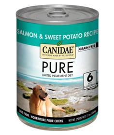 Canidae Grain Free PURE Salmon Sweet Potato Canned Dog Food