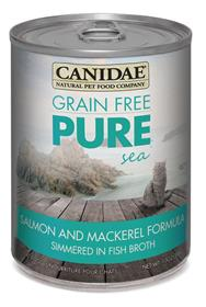 Canidae Grain Free PURE Sea Adult Cat Wet Food Salmon and Mackerel Formula
