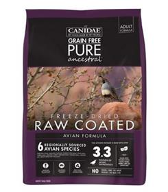 Canidae GrainFree PURE Ancestral Avian Formula Dry Dog Food