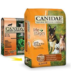 Canidae Lamb and Brown Rice Dry