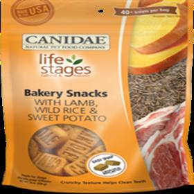 Canidae Life Stages Bakery Snacks Lamb Wild Rice and Sweet Potato