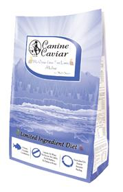 Canine Caviar Wild Ocean Holistic Grain Free Entree