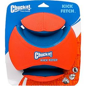 Canine Hardware Chuckit Kick Fetch Ball Dog Toy
