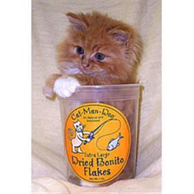 Cat Man Doo Extra Large Dried Bonito Flakes