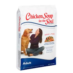 Chicken Soup Adult Dog
