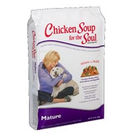 Chicken Soup Mature Dog