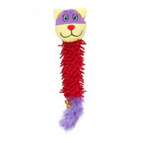 Chomper Kylies Long Jingle Cat Toy