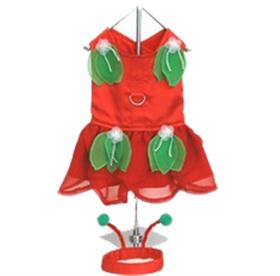 Christmas Fairy Harness Dress
