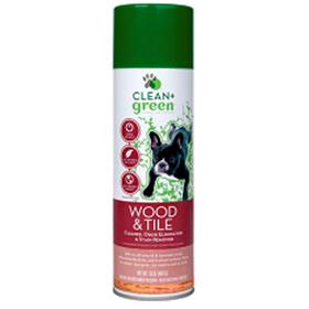 Clean and Green Wood and Tile for Dogs