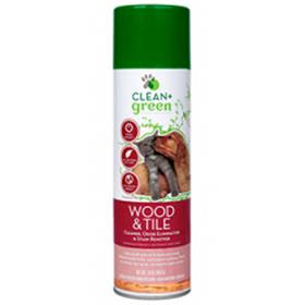 Clean and Green Dog and Cat Wood and Tile Cleaner