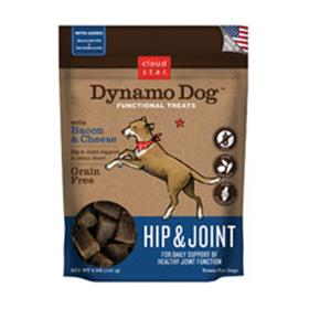 Cloud Star Dynamo Dog Hip and Joint Bacon and Cheese Treats