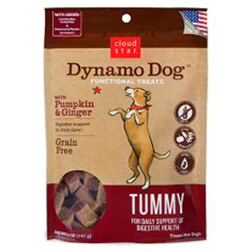 Cloud Star Dynamo Tummy Pumpkin Ginger Treats
