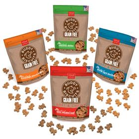 Cloud Star Grain Free Soft and Chewy Buddy Biscuits