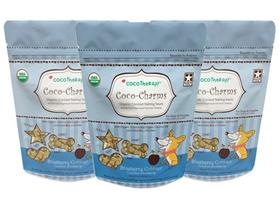 Cocotherapy Coco Charms Training Treats Blueberry Cobbler