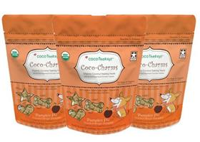 Cocotherapy Coco Charms Training Treats Pumpkin Pie