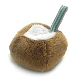 CocoTherapy Coco Nut Pipsqueak Toy