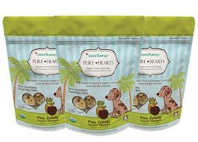 Cocotherapy Pure Hearts Coconut Cookies Pina Colada