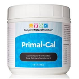 Complete Natural Nutrition Primal Cal