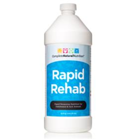 Complete Natural Nutrition Rapid Rehab