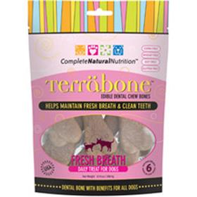 Complete Natural Nutrition Terrabone Fresh Breath Value Pack