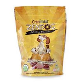 Cranimals Zendog Calming Dog Biscuits