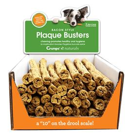 Crumps Naturals Plaque Busters with Bacon