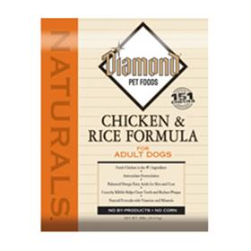 Diamond Naturals Chicken And Rice Dog Food