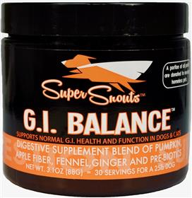 Diggin Your Dog Super Snouts GI Balance Digestive Support