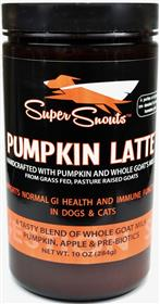 Diggin Your Dog Super Snouts Pumpkin Latte