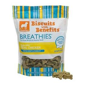 Dogswell Biscuits with Benefits Breathies