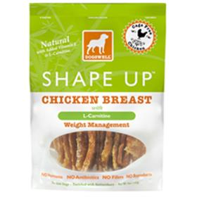 Dogswell Chicken Shape Up
