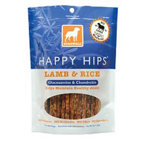 Dogswell Happy Hips Lamb and Rice Jerky