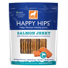Dogswell Happy Hips Salmon Jerky