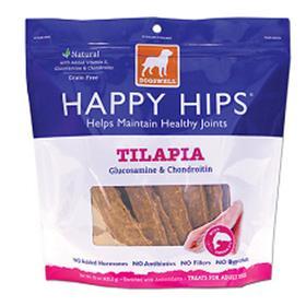 Dogswell Happy Hips Tilapia Jerky