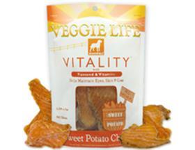 Dogswell Veggie Life Vitality Sweet Potato Chews
