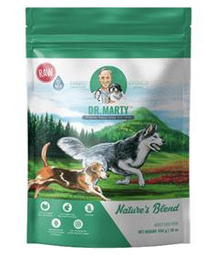 Dr Marty Natures Blend Freeze Dried Dog Food