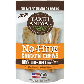 Earth Animal No Hide Chicken Chews