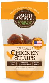 Earth Animal USA Chicken Strip Treats
