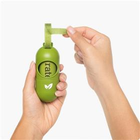 Earth Rated Green Leash Dispenser