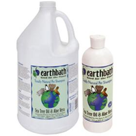 EarthBath Tea Tree and Aloe Shampoo