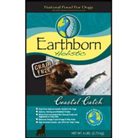 Earthborn Holistic Coastal Catch Grain Free Dry Dog Food
