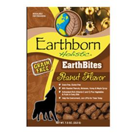 Earthborn Holistic EarthBites Peanut Treats