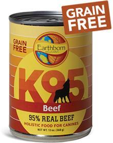 Earthborn Holistic K95 Beef