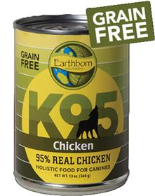 Earthborn Holistic K95 Chicken