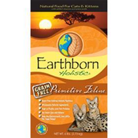 Earthborn Holistic Primitive Feline Grain Free Dry Cat Food