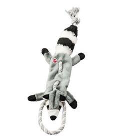 Ethical Pet Mini Skinneeez Tugs Raccoon Dog Toy