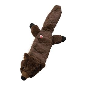 Ethical Pet Skinneeez Extreme Quilted Beaver Dog Toy