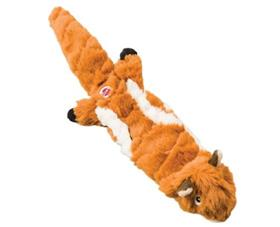 Ethical Pet Skinneeez Extreme Quilted Chimpmunk Dog Toy